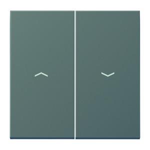AL 2995 P AN, Wippe, Symbole, für Jalousie-Wippschalter, Jalousie-Taster und Taster BA 2fach