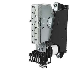 3TC7414-5KB, Bahnschütz 1pol. 400A 4NO+4NC DC24V NIT integr. Varistor