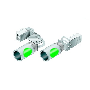 NOTL.E14 KPL. RASTER-RE, Notlicht E14 für ABR/EBR/ABS 1-, 2-, 3-, 4-lampig - rechts