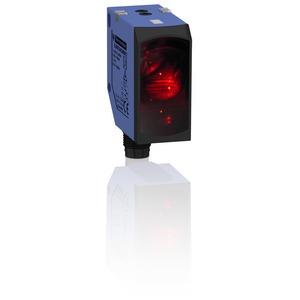 Optoe. Sensor, XUK, Lichttaster, Sn 5m, 1Ausg. Auto PNP/NPN, 1Ausg. 0,10 V