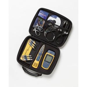 MS2-KIT, Microscanner2 Professional Kit: MicroScanner2 + Remote Identifiers 2-7 + IntelliTone Pro 200 Probe + RJ45- und RJ11-Patchkabel + Clipsatz RJ45 für 8K