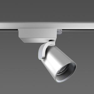 Strahler LED/16,7W-3000K 208x106x240, breit, 1900 lm