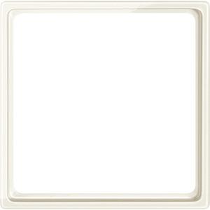 Zwischenring für Kombieinsätze nach DIN 49075, weiß glänzend, System M