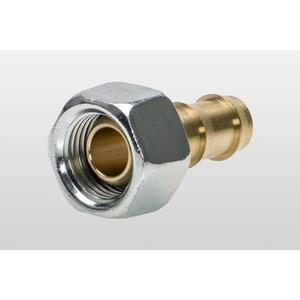 ÜM G1/2 8939, Schlauchtüllen mit ÜM n. Zg 39-V-16631 G1/2 Mat.-Nr. 8939