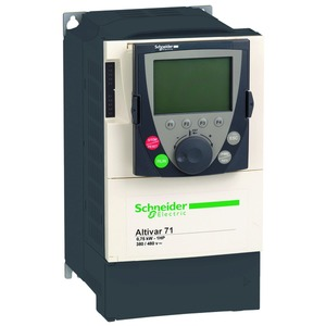 Frequenzumrichter ATV71, 2,2kW 3HP, 480V