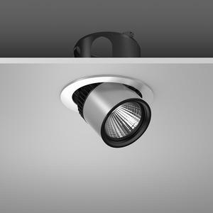 Einbaustrahler LED/36W-3000K D155, mittelstr., 3100 lm