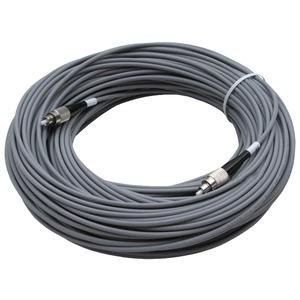 AOF 100, Optische Faser, vorkonfektioniert mit FC/PC Connectoren, 100 m