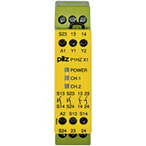 P1HZ X1 24VDC 2n/o