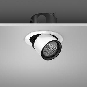 Einbaustrahler LED/27W-4000K D155, breitstr., 2700 lm