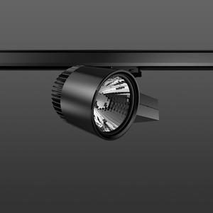 Strahler LED/45W-2700K 227x146, DALI, engstr., 3400 lm