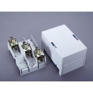Anschlussklemmenplatte, 3-polig95 - 185 mm²