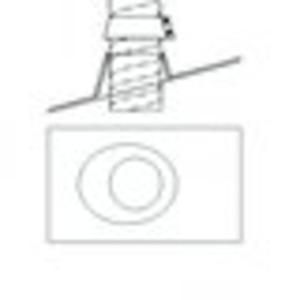 Dacheindeckung für Lüftungssysteme