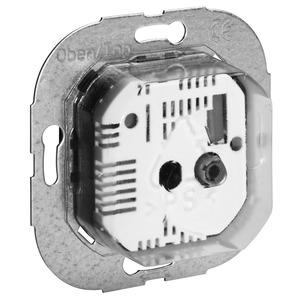 FTR 101.010#00, Raumtemperaturregler, mechanisch, UP, 5...30°C, Merkziffernskala, Wechsler, 10(4)A Heizen