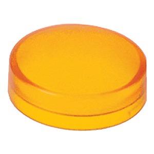 Kalotte, gelb, für Leuchtdrucktaster Ø 22