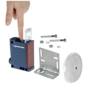 XUX-Optoe. Sen., Kit, Universal, Sn 0-40m, 24-240V AC/DC, Klemmleisten