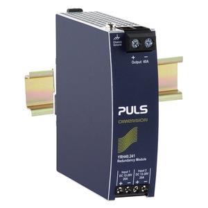 Dual Redundanzmodul 24V/40A mit integriertem Mosfet, nur für Geräte mit Hiccup geeignet