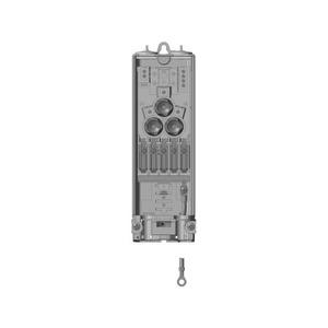 EKM-2050-3D1-5S/U-E3, Sicherungskasten EKM 2050, SK, 3D01, alle Netze, E-Seil, 1/2/3x5x16 mm²