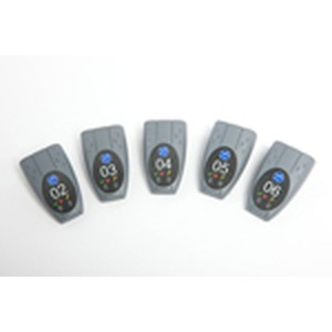 Remoteadapter #2-6, Aktives Remoteadapter-Set Nr. 2-6 für SignalTEK II/NaviTEK II/LanXPLORER