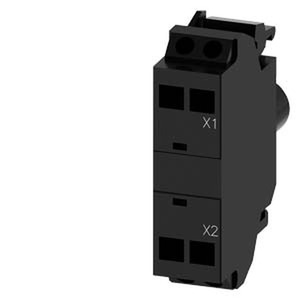 3SU1401-1BB60-3AA0, LED-Modul mit integrierter LED, AC/DC 24V, weiß