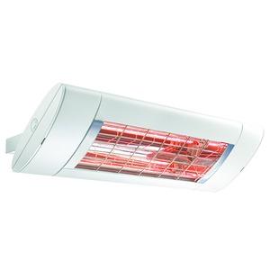 SM-S1-1400-W, SOLAMAGIC® S1 Premium-Infrarotstrahler, 1.4 kW, weiß, IP 44
