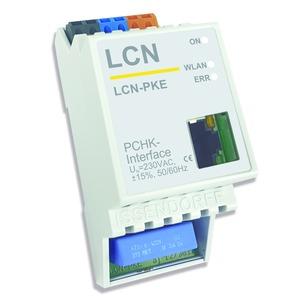 LCN - PKE, Netzwerk-Koppelmodul für LAN oder WLAN