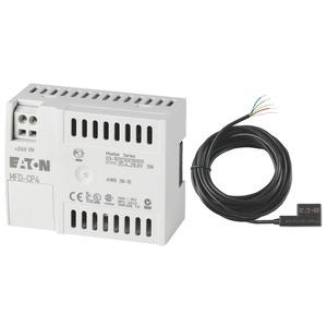 MFD-CP4-500, Kommunikationsmodul/Netzteil für abgesetzte Textanzeige, 24VDC,  für easy500/700, mit 5m-Verbindungsleitung