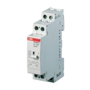 E259R11-24LC, Installationsrelais 1S+1Ö,24V,50Hz