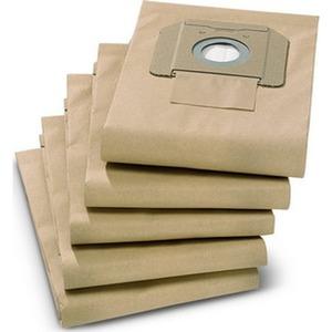 EINWEG-PAPIERBEUTEL 5ST, Einweg-Papierbeutel 35 L (VPE - 5 Stück) für BSS 506