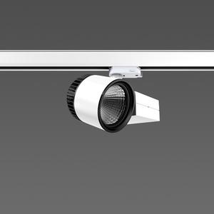 Strahler LED/27W-3000K 194x134, mittelstr, 2650 lm