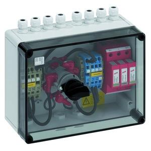 GF4 1000-25 ÜSS, Generatorfreischaltgehäuse GF4 1000-25 ÜSS