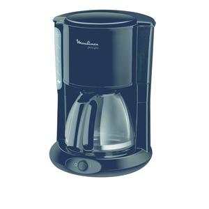 Glas-Kaffeemaschine Principio, Schwarz
