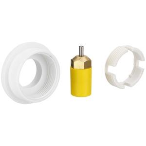 Adapter-Set f. RAVL- und RAV Ventil, Adapter-Set f. Ventil inkl.Stopfbuchse