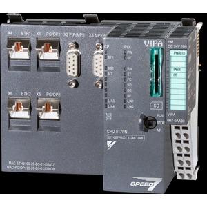 SLIO_CPU017PN - SPEED7 Basis-CPU 017PN