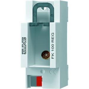 FK 100 REG, Funk-Kopf, REG, Spannungsversorgung: AC 230 V ~, 50/60 Hz, 2 TE