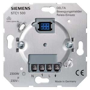 DELTA i-system_x000D_ Bewegungsmelder Relais-Einsatz_x000D_ 230V 50/60Hz max. 2300W_x000D_ 3L-A.