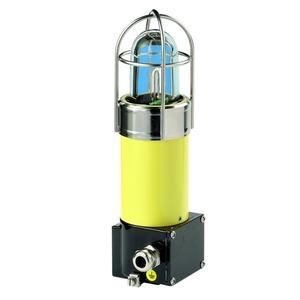 CWB-ATEX 230V AC gelb, Ex-Blitzleuchte CWB-ATEX 230V AC gelb