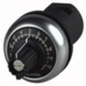Potentiometer für Befehlsgeräte