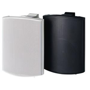 Pro-Sound Lautsprecher, 150/60 W, 100 V, 2-Wege-System, weiß