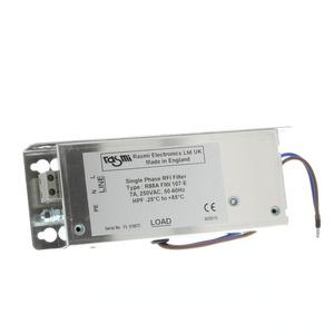 R88A-FIW104E, Smart Step/XtraDrive / Sigma II, Netz-Filter, 200 V, 1-phasig, 5 A (30 W bis 200 W)