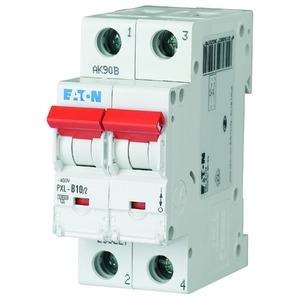 PXL-D10/2, Leitungsschutzschalter, 10A, 2p, D-Char