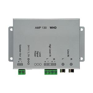 AMP130, AMP 130, silber