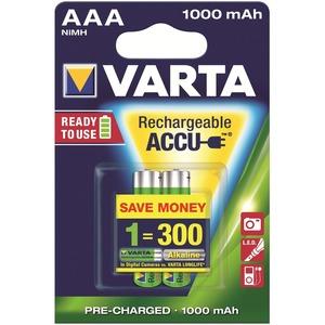 5703, Photo Accu Rechargeable Micro 1,2V/900 mAh, 5703301402