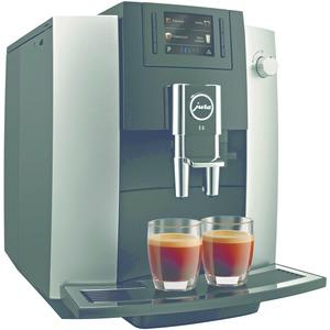 Espresso-/Kaffeevollautomat E 6 Platin