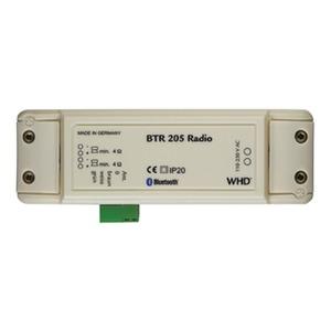 RADIOBTR205SETEXCITERW, Radio BTR 205 Set X 32-4, weiß