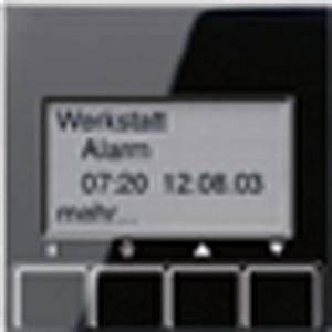 A 2041 SW, Info-Display, 4 Tasten, 4-zeilige Anzeige, Textspeicher (maximal 12 Seiten)