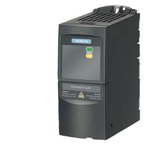 6SE6420-2AB17-5AA1, Micromaster, IP20 / UL open type, FSA, 1 AC 200-240 V, 0,75 kW
