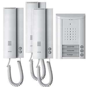 Entravox Audio Set 3 WE, weiß/weiß