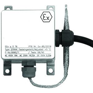 ExRt-F-05, Schultze Ex-Thermostat, Fixwert 5°C, 400 V 16 A, IP54
