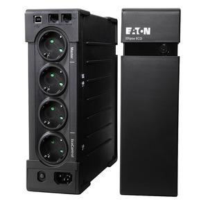 Eaton Ellipse ECO 1200 USB DIN, Offfline-USV. 1200VA/750W. 6min. VFD SY 313. Schuko. USB