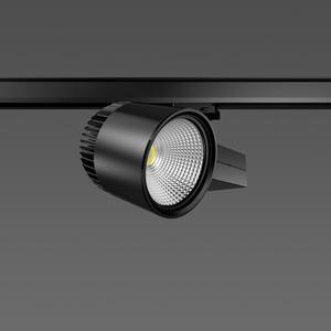 Strahler LED/45W-2000K 227x146, DALI, mittel, 2150 lm
